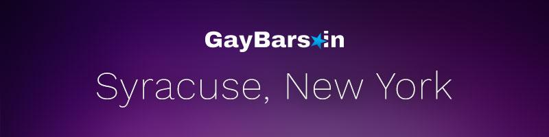 new Bar york in gay syracuse